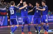 Футзалдан Қазақстан құрамасы Еуро-2016 жартылай финалына шықты
