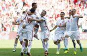 Еуро-2016: Ширек финалға бірінші Польша шықты