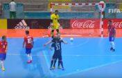 Әлем чемпионатында тұңғыш рет қарсыласын тізе бүктірді ( видео)