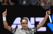 Australian Open Федерер - финалда (видео)
