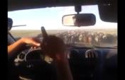 Қазақ джипке мініп мал айдап жүр (Видео)