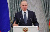Путин обвинил европейские СМИ