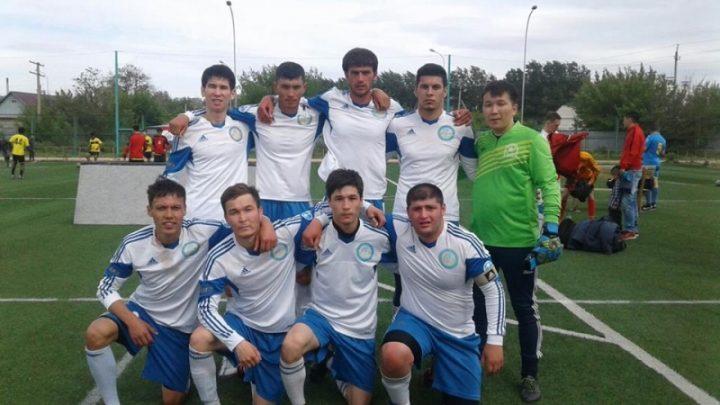 Сборная Степногорска лидирует в лиге «Б» чемпионата Казахстанской Лиги Любителей футбола