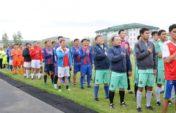 В Талдыкоргане состоялся турнир по футболу в проддержку EXPO