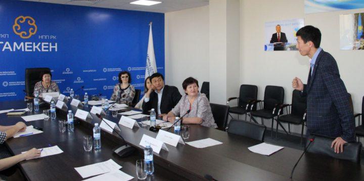 В Акмолинской области планируют создать учебные центры на базе предприятий