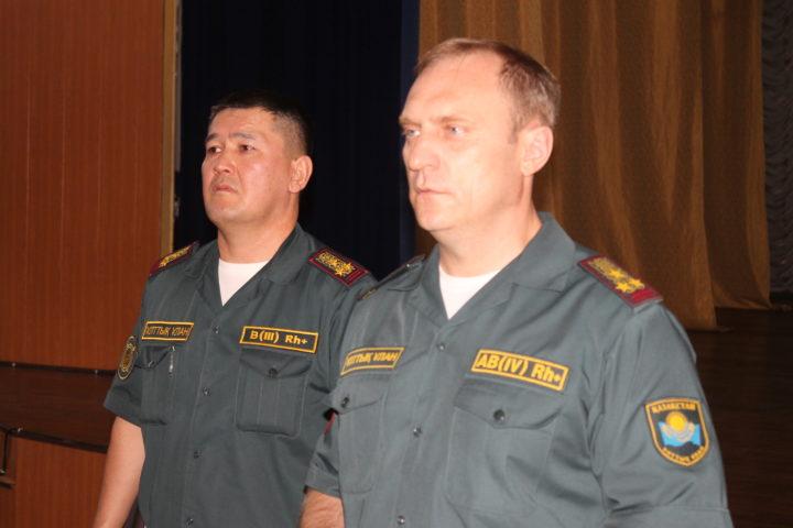 В Национальной гвардии стартовал новый патриотический проект – Уроки Елбасы