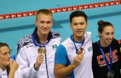Kazakhstan's Balandin claims second gold at Spain Open