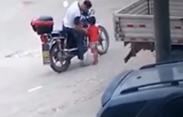 Ер адам 3 жасар қызды сатып жібермек болған (видео)