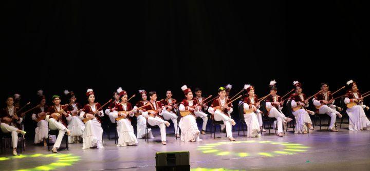 КазНАУ провел фестиваль дружбы – «Под одним шаныраком»