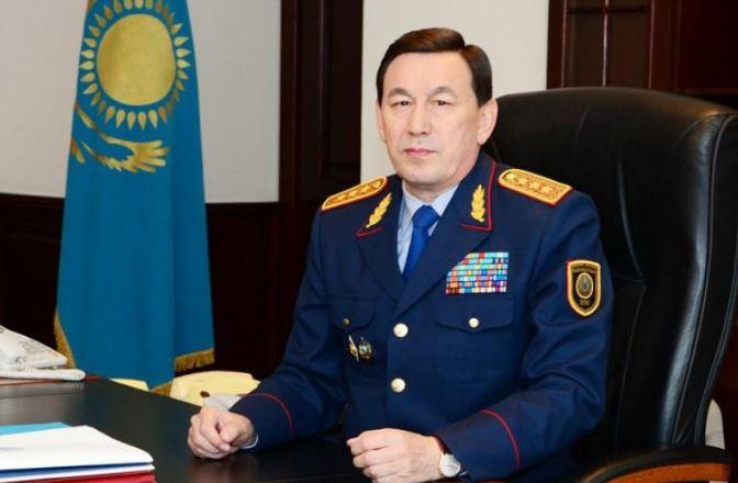 Қалмұханбет Қасымов жаңа қызметке тағайындалды