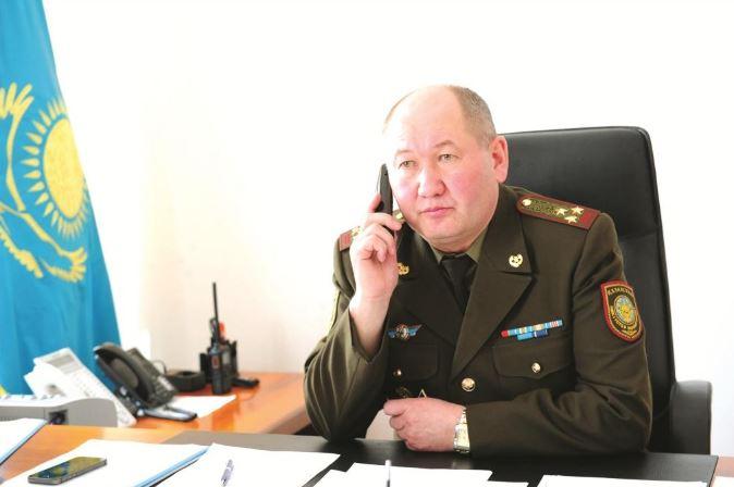 Сағынтаев ТЖК басшысының орынбасарын жұмыстан босатты