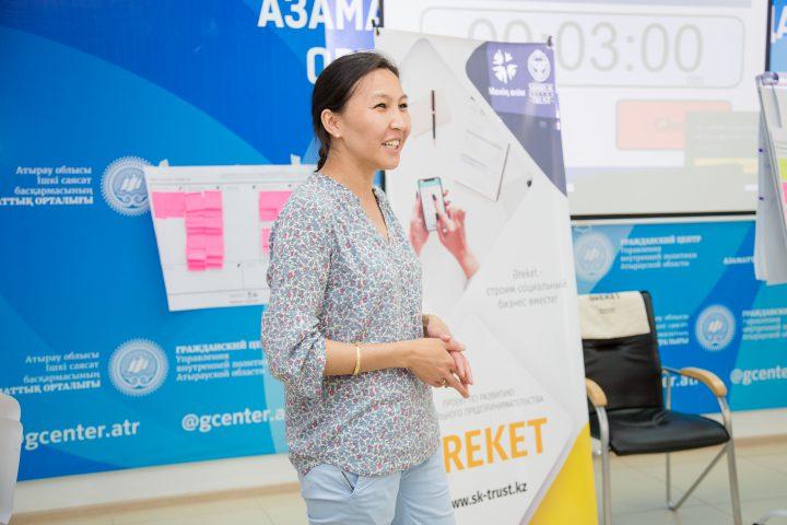 В Казахстане запущен конкурс на развитие социального предпринамтельства
