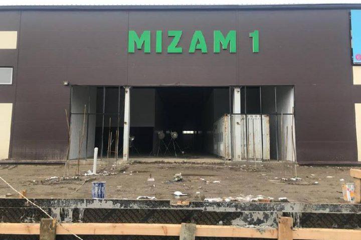 Mizam базары мәжбүрлі түрде сүріле бастады