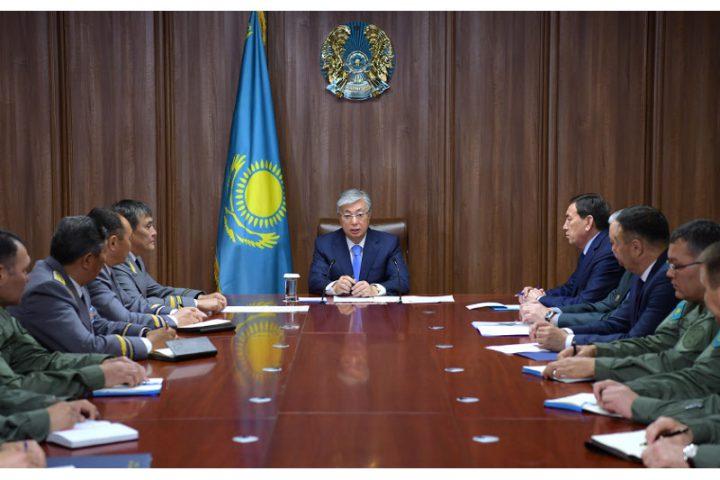Тоқаев: Мемлекеттік күзет қызметі - төтенше маңызды ұйым