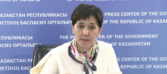 Тамара Дүйсенова жаңа лауазымға басшы болып келді