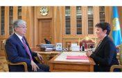 Президенті Аружан Саинның қызметке тағайындалуына қатысты пікір білдірді