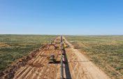 """""""Сарыарқа"""" газ құбырының 75%-ы тартылды"""