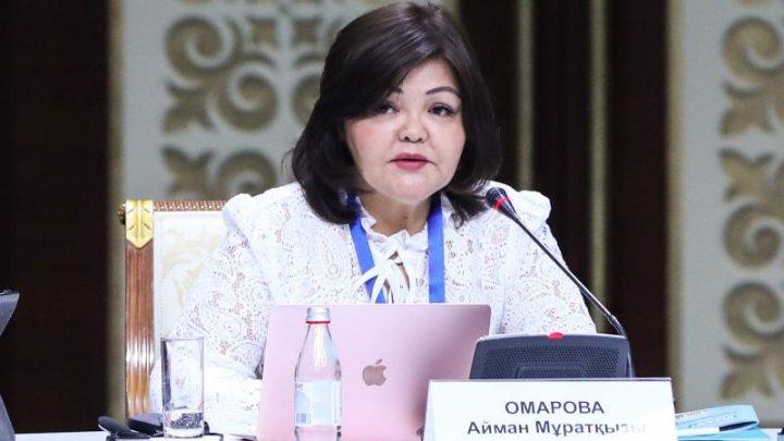 Айман Омарова, адвокат: Ең бастысы –диалог