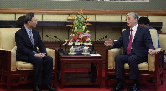 Тоқаев: Елбасы мен Си Цзиньпин қол жеткізген уағдаластықтар одан әрі дами береді