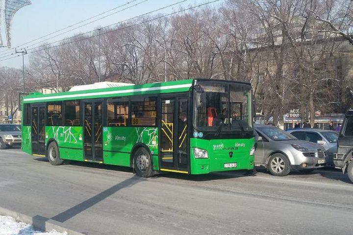 Автобустың әлегі