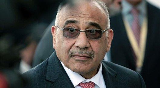Ирактағы митинг: Премьер-министр отставкаға кетті
