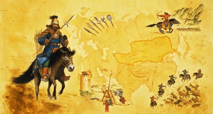 Алтын Орда тағылымы