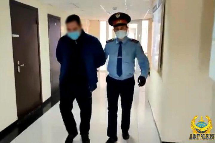 Той кортежінен кейін криминалдық полиция басшысы қызметінен шеттетілді (видео)