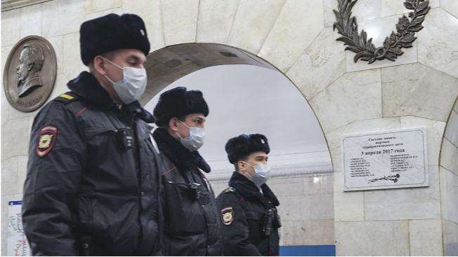 В Петербурге завели первое в России уголовное дело из-за фейка о COVID-19