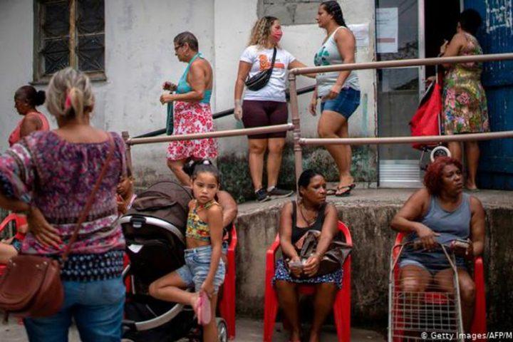 Бразилия коронавирус жұқтырғандар саны бойынша әлемде екінші орынға шықты
