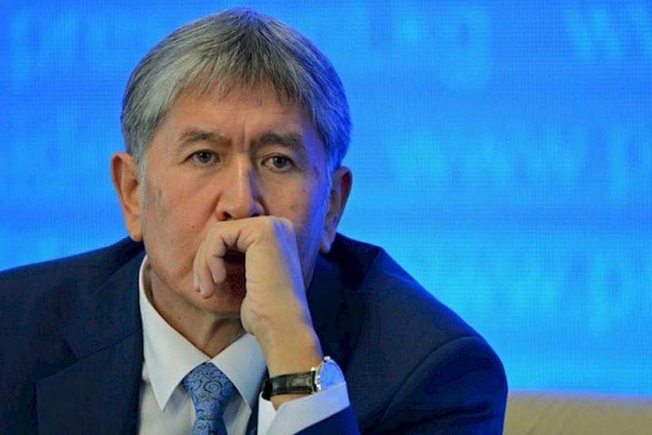 Атамбаев абақтыдан ауруханаға ауыстырылды