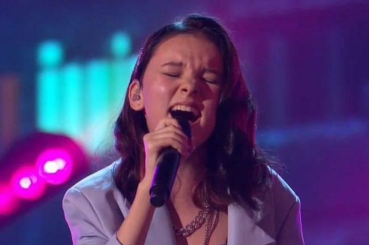 America's Got Talent шоуының жартылай финалында өнер көрсетті (видео)