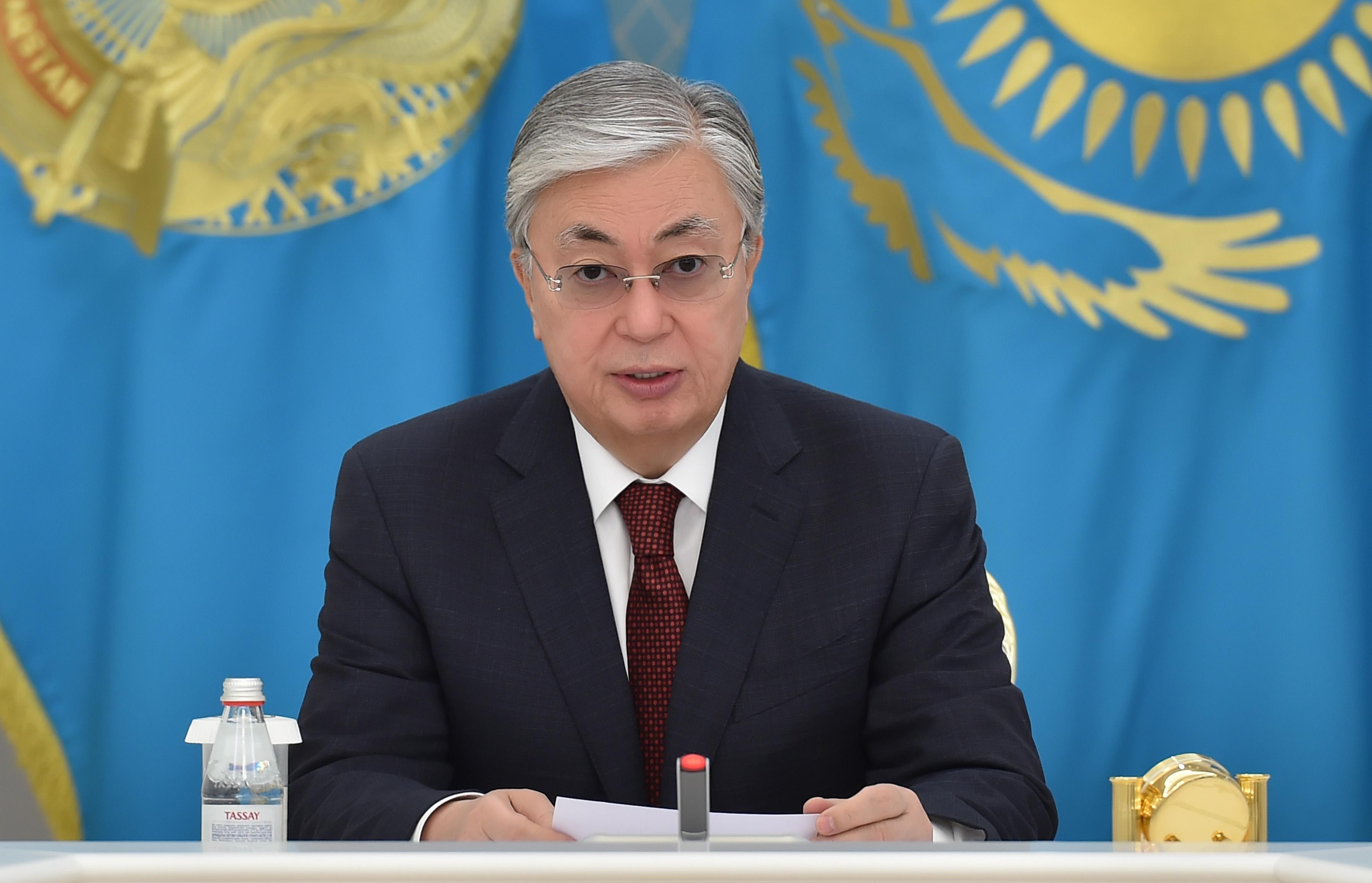 Президент Қасым-Жомарт Тоқаев: Мемлекеттігіміздің алтын діңгегі, дербестігіміздің берік негізі!