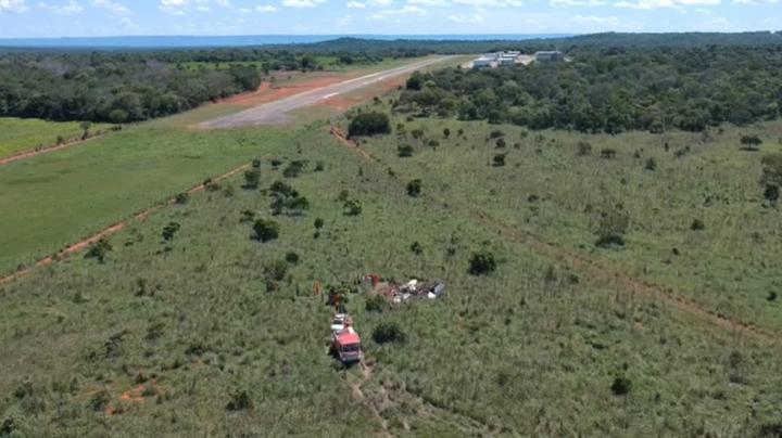 Бразилияда футболшылар мінген ұшақ апатқа ұшырап, 6 адам мерт болды