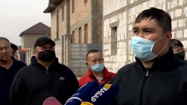 Алматы облысында бүтін бір ауыл тоғыз күн жарықсыз отыр (видео)