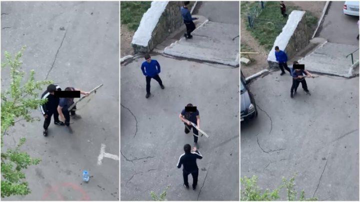 Теміртауда болған атыстың видеосы тарады