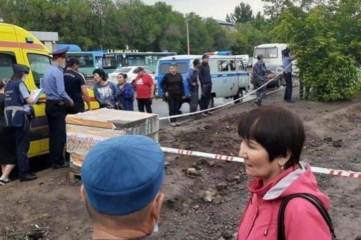 Қарағанды базарында төрт күнде 2 адам мерт болды