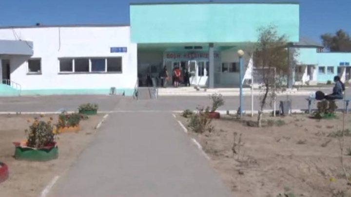 Атырау облысында терезесі жоқ мектеп бар (Видео)