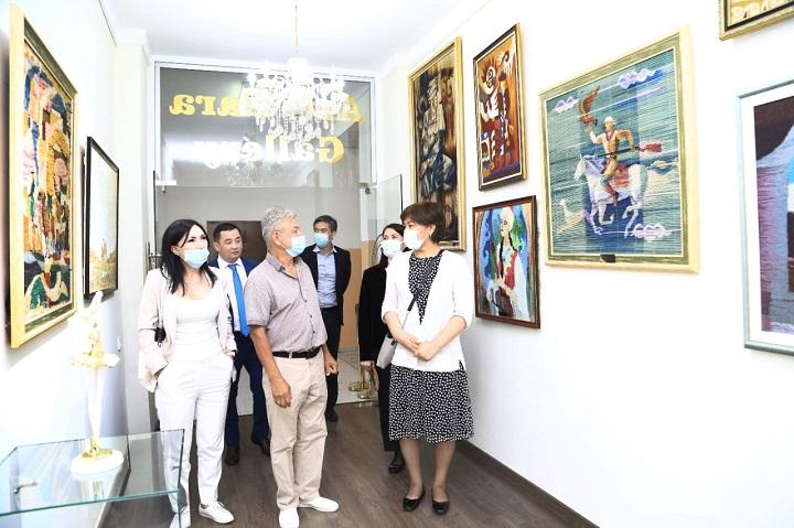 Қыздар университеті жұмыс берушілермен ынтымақтастықты арттыруда